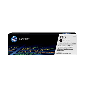 HP 131X High Yield Black Original LaserJet Toner Cartridge Price in Chennai, Hyderabad, Telangana
