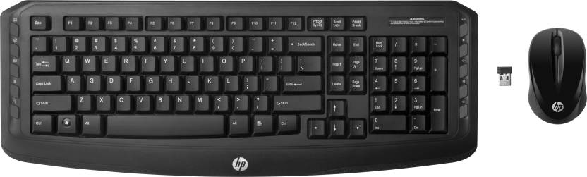 HP Wireless Classic Desktop J8F13AA Keyboard & Mouse Combo Price in Chennai, Hyderabad, Telangana