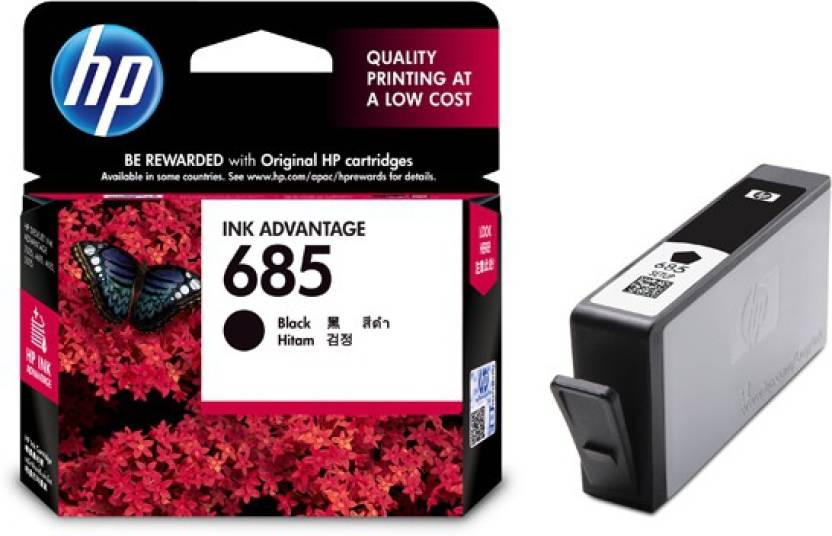 HP 685 Single Color Ink Cartridge Price in Chennai, Hyderabad, Telangana