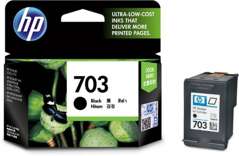 HP 703 Single Color Ink Cartridge Price in Chennai, Hyderabad, Telangana