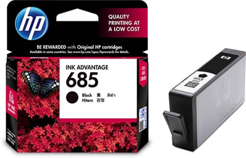 HP InkAdvantage Single Color Ink Cartridge Price in Chennai, Hyderabad, Telangana