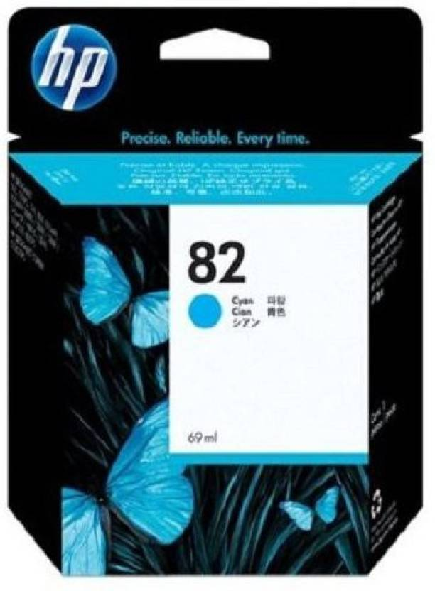 HP 82 69-ml Cyan DesignJet Ink Cartridge Price in Chennai, Hyderabad, Telangana