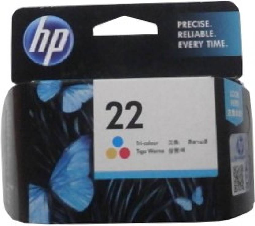 HP 22Tri Color Ink Cartridge Price in Chennai, Hyderabad, Telangana