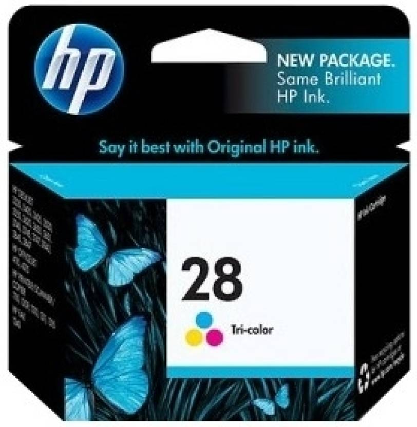 HP 28 Tri-color Ink Cartridge Price in Chennai, Hyderabad, Telangana