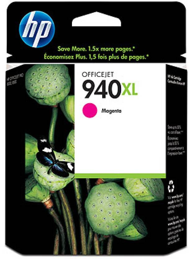HP 940XL Magenta Ink Cartridge Price in Chennai, Hyderabad, Telangana