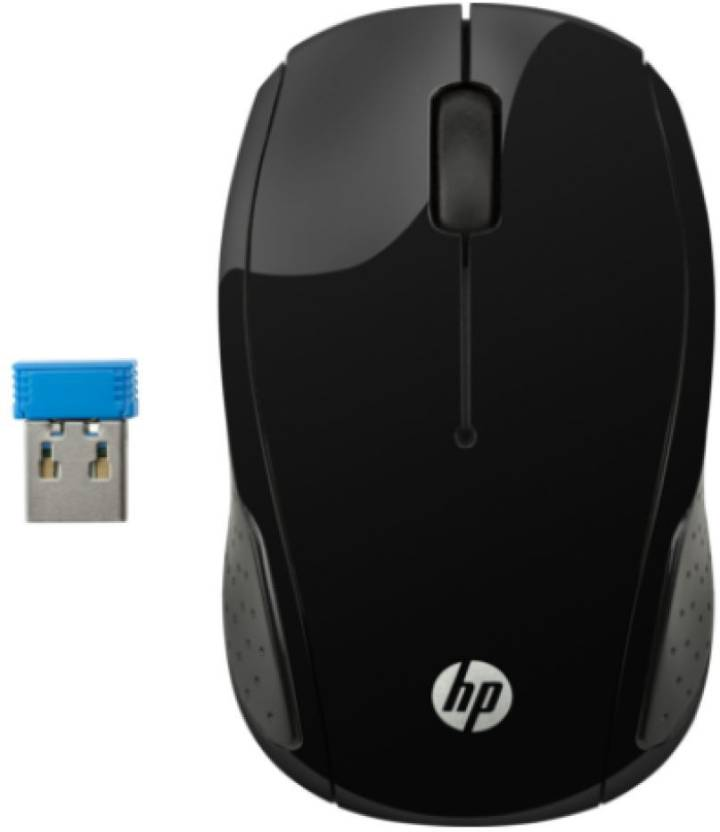 HP 200 Wireless Optical Mouse Price in Chennai, Hyderabad, Telangana