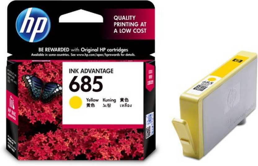 HP 685 Ink Cartridge Price in Chennai, Hyderabad, Telangana