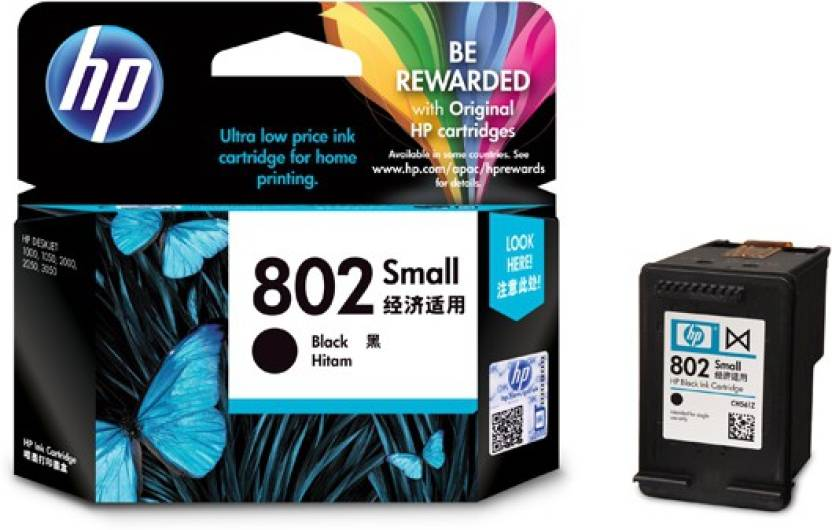 HP 802 Single Color Ink Cartridge Price in Chennai, Hyderabad, Telangana