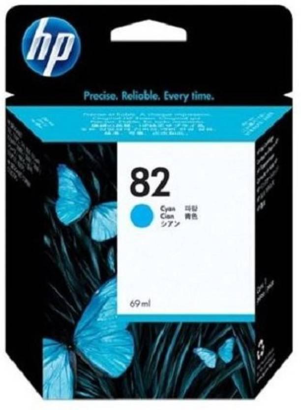 HP 82 69-ml Cyan DesignJet Ink Cartridge Price in Chennai, Hyderabad, Telangana