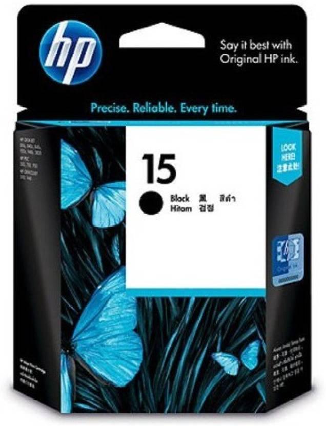 HP 15 ink C6615DA Single Color Ink Cartridge Price in Chennai, Hyderabad, Telangana